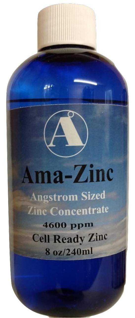 Angstrom Zinc supplement Ama-Zinc