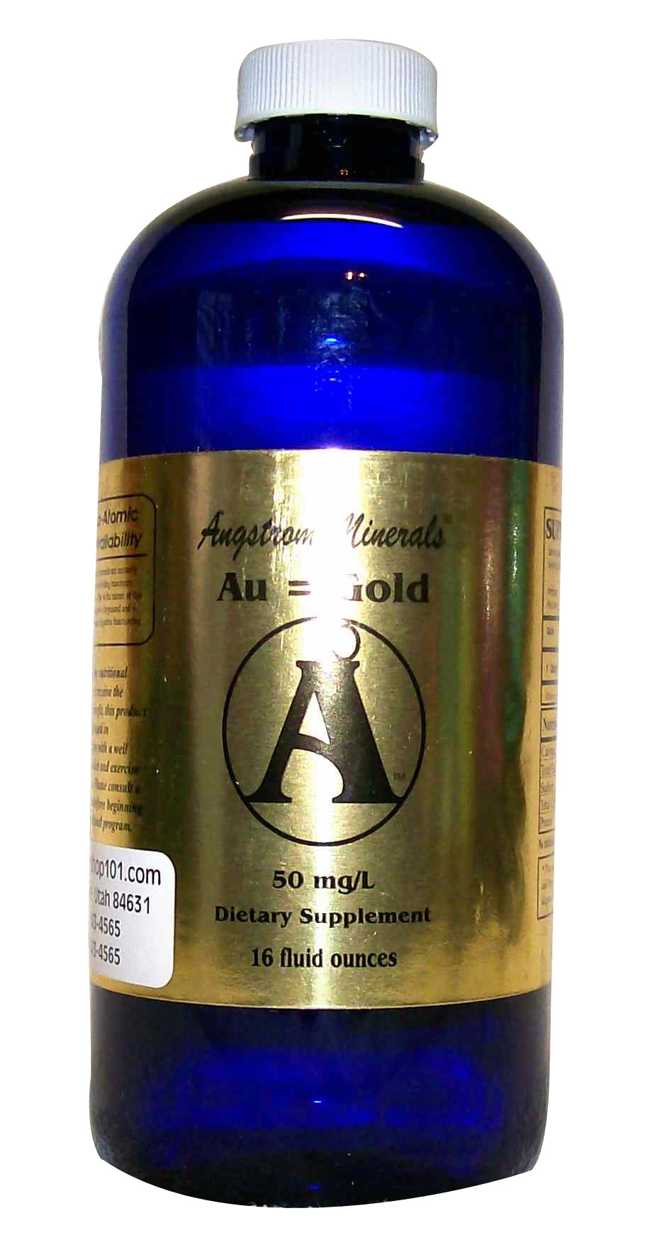 angstrom gold