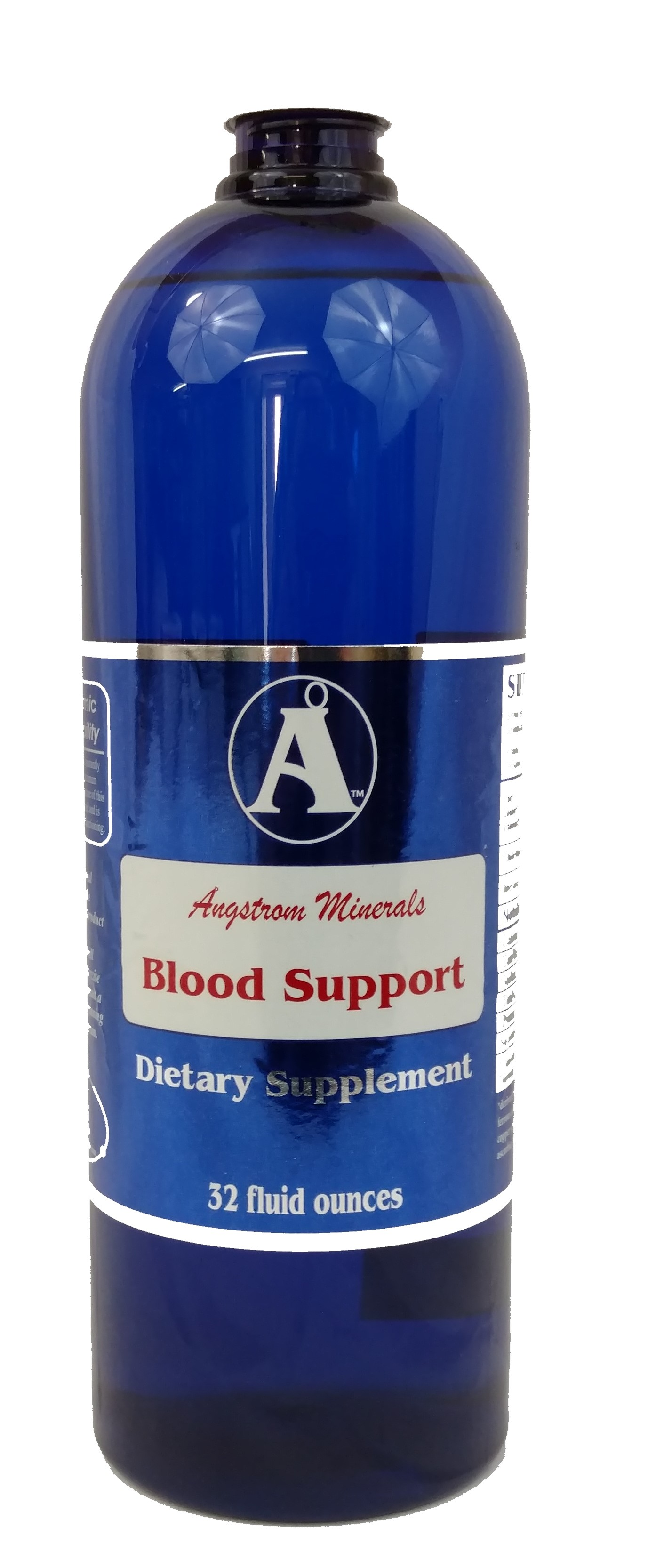 Angstrom Mineral Blood Support