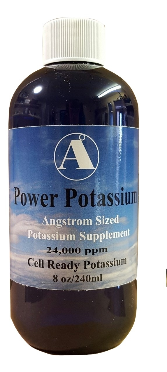 Angstrom Power potassium supplement