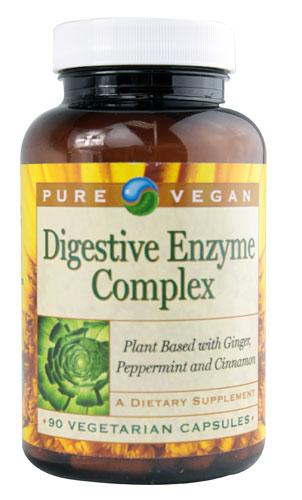 Pure vegan digestive complex