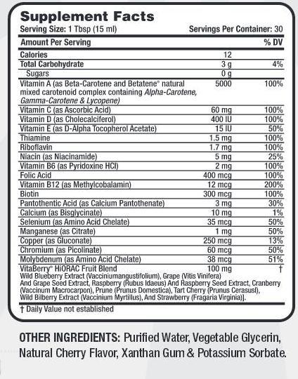 Pure Kids Liquid Vitamin