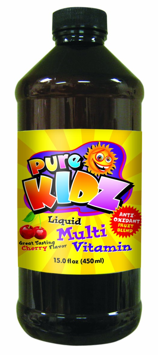 Pure Kids Liquid Multi Vitamin